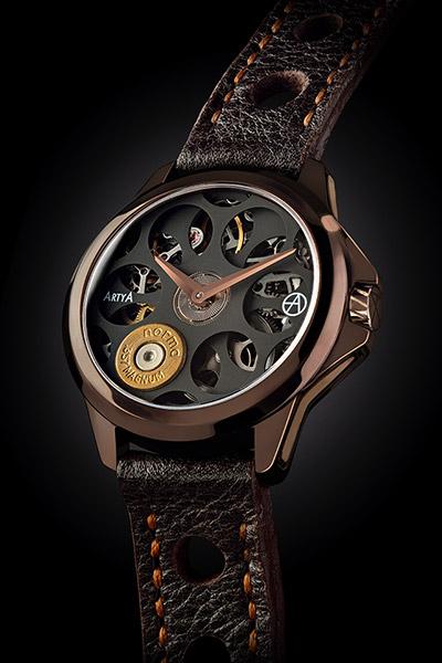 バーゼル2015新作時計 Russian Roulette Chocolat
