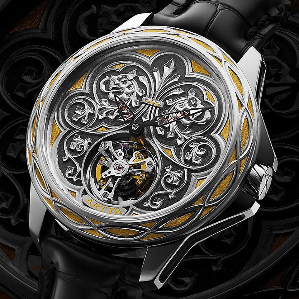 newest collection e6344 91827 ブラバント・トゥールビヨン - バーゼルワールド2016 | スイスの ...
