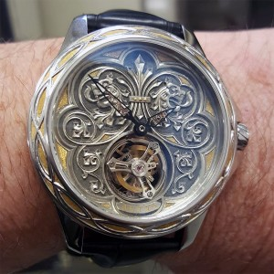 2016 new watch Brabant Tourbillon
