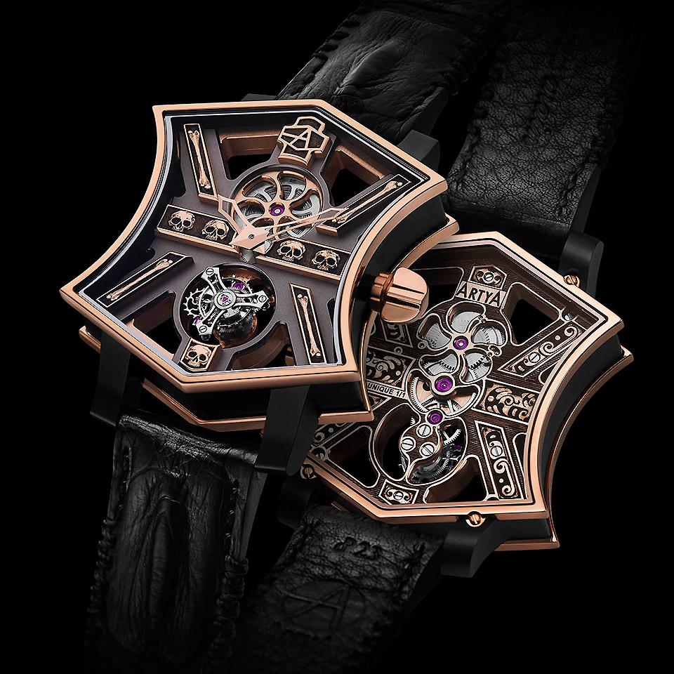new products 2efb4 01de2 トゥールビヨン搭載のバーゼルワールド最新腕時計 - Cumbere ...